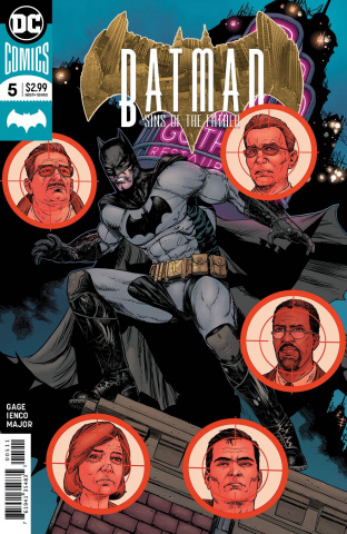 Batman: Sins of the Father #5