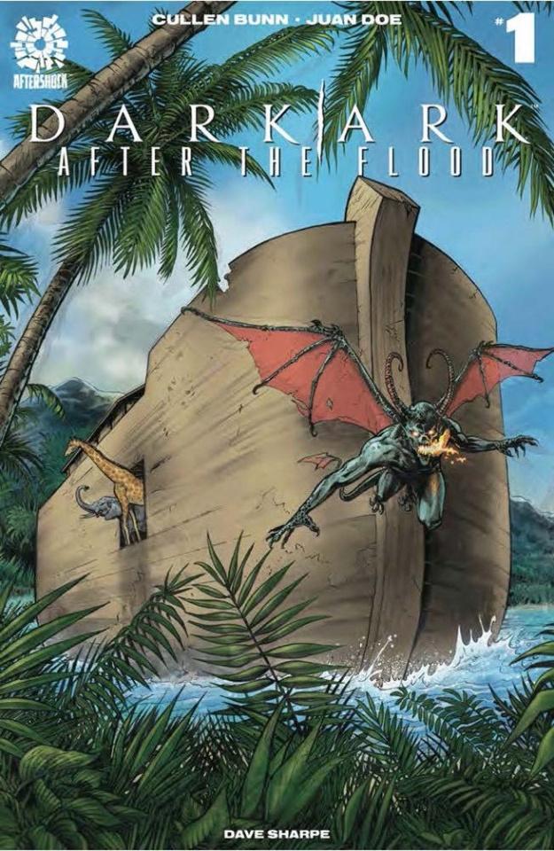 Dark Ark: After the Flood #1 (Lenticular Cover)