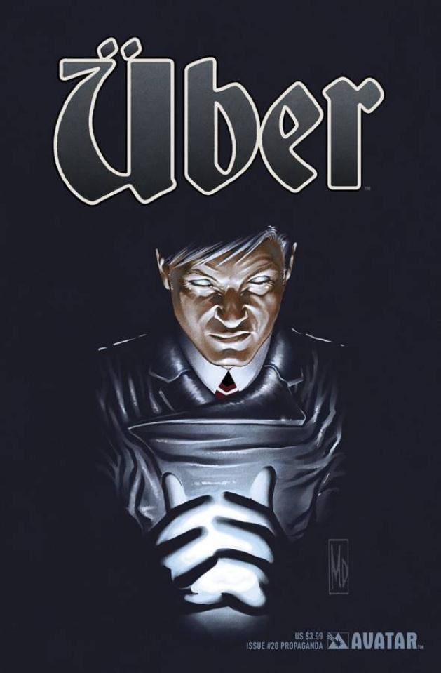 Über #20 (Propaganda Poster Cover)
