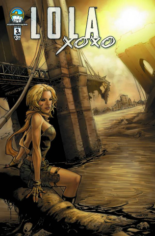 Lola XOXO #3 (Cover B)