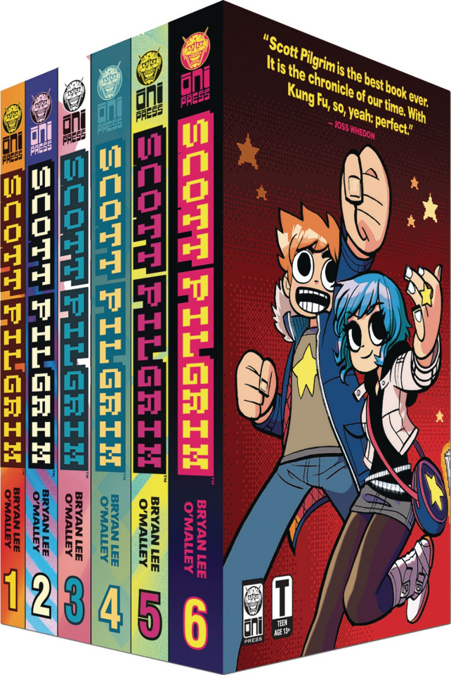 Scott Pilgrim: Precious Little Box Set
