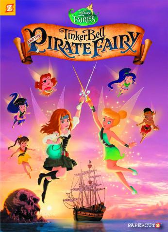 Disney's Fairies Vol. 16: Pirate Fairy