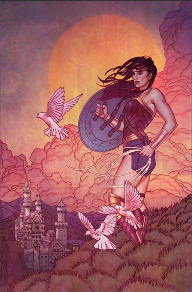 Wonder Woman #42 (Variant Cover)