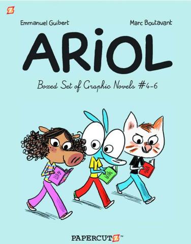 Ariol Box Set Vols. 4-6