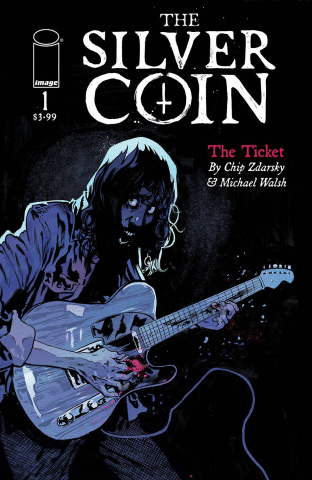 The Silver Coin #1 (Walsh Cover)