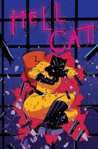 Patsy Walker, a.k.a. Hellcat #4 (Henderson WOP Cover)
