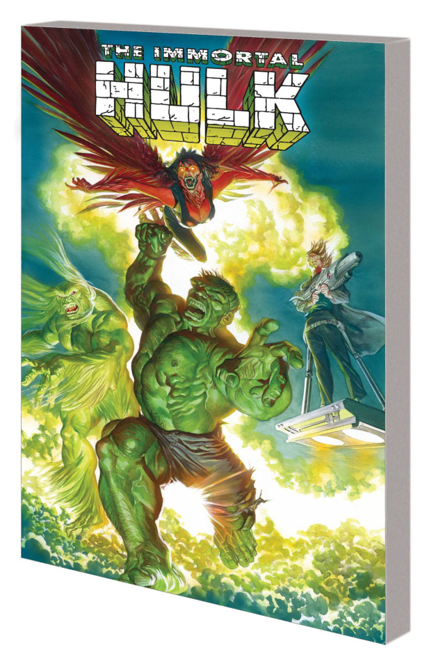 The Immortal Hulk Vol. 10: Hell and Death