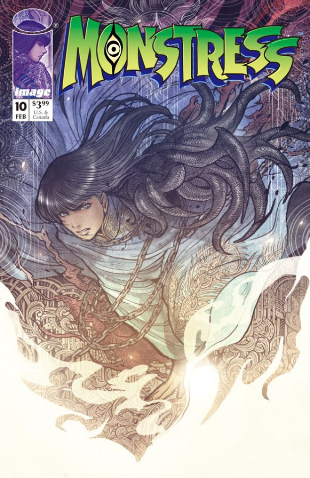 Monstress #10 (Image Tribute Cover)