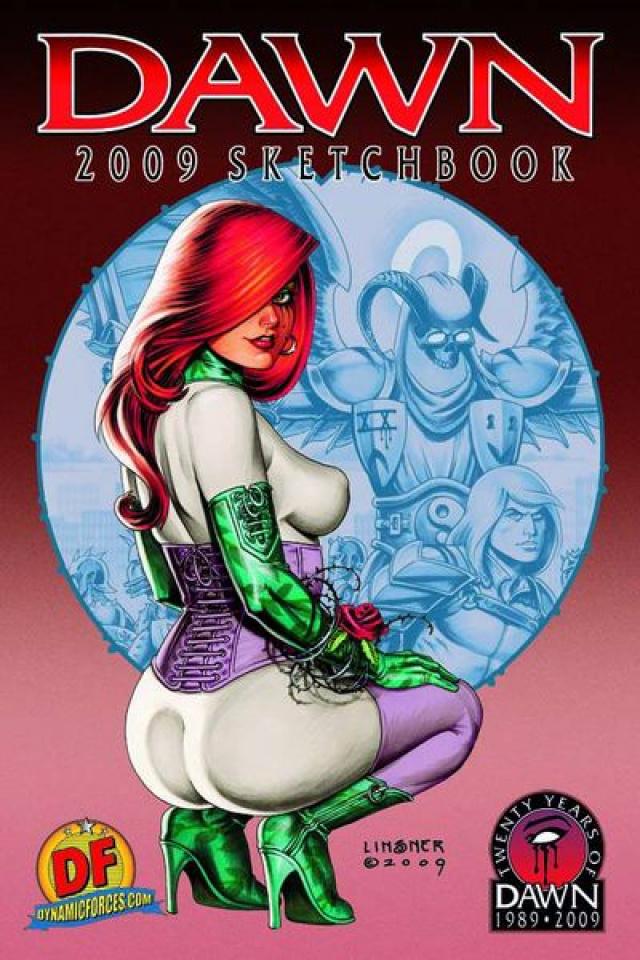 Dawn 2011 Sketchbook