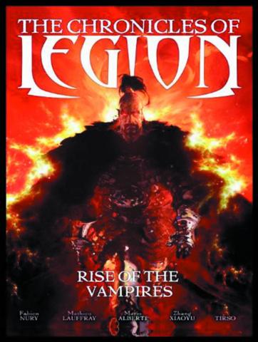 The Chronicles of Legion Vol. 1