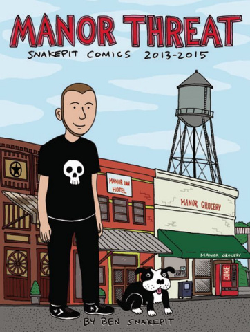 Minor Threat: Snakepit Comics, 2013 to 2015