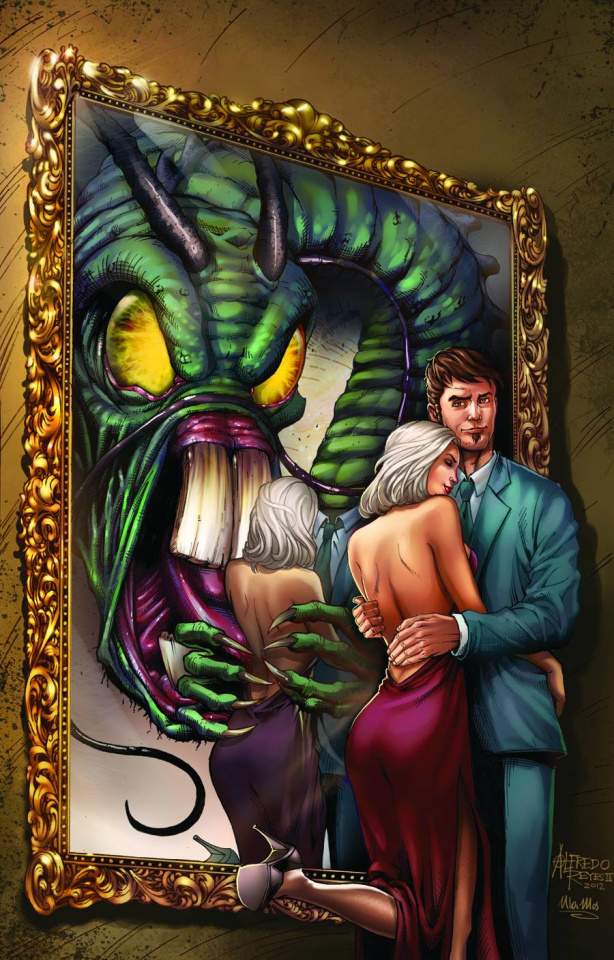 Wonderland #7 (Reyes Cover)