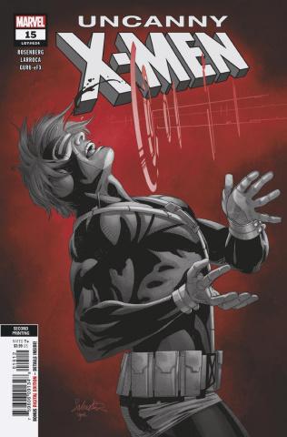 Uncanny X-Men #15 (Larroca 2nd Printing)