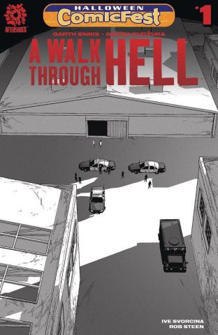 A Walk Through Hell #1 (Halloween ComicFest 2018)