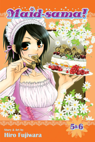 Maid-Sama! Vol. 3 (2-in-1)