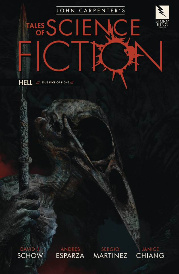 Tales of Science Fiction: Hell #5