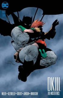 Dark Knight III: The Master Race #8 (Lee Cover)