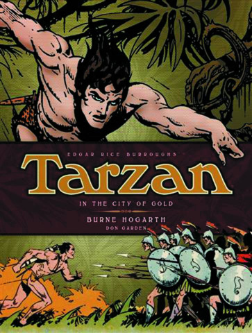 Tarzan Vol. 1: In the City of Gold
