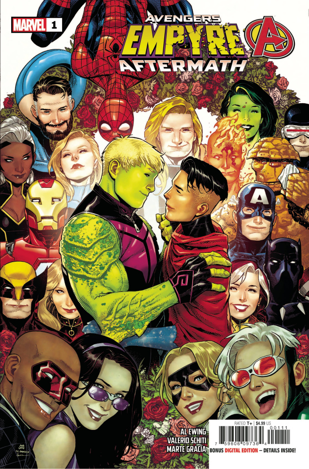 Empyre Aftermath: Avengers #1