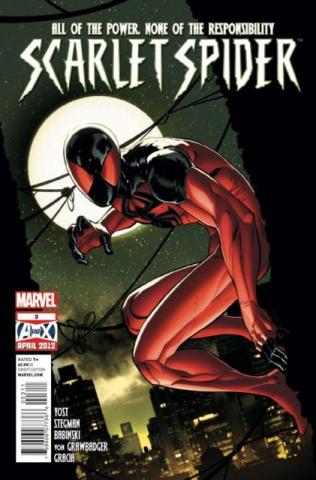 Scarlet Spider #3