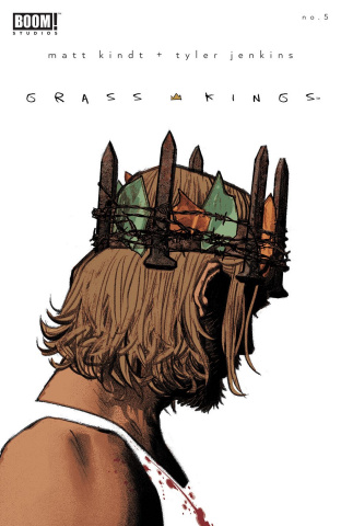 Grass Kings #5 (Smallwood Cover)