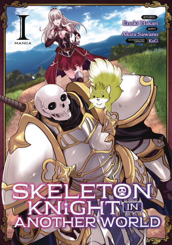 Skeleton Knight in Another World Vol. 1