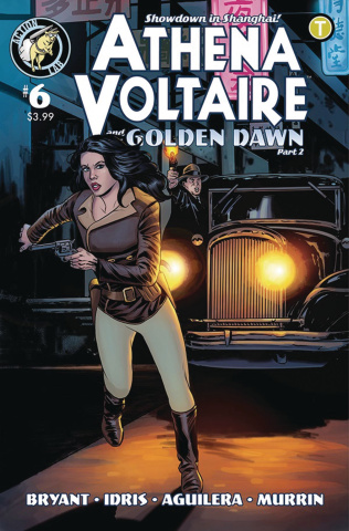 Athena Voltaire #6 (Bryant Cover)