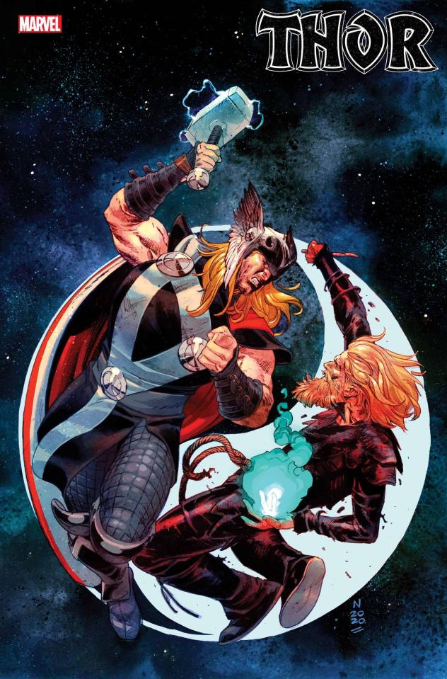 Thor #10 (Klein Cover)