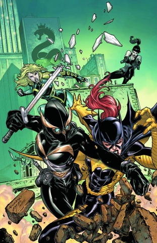 Birds of Prey #16