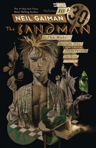 The Sandman Vol. 10: The Wake (30th Anniversary Edition)