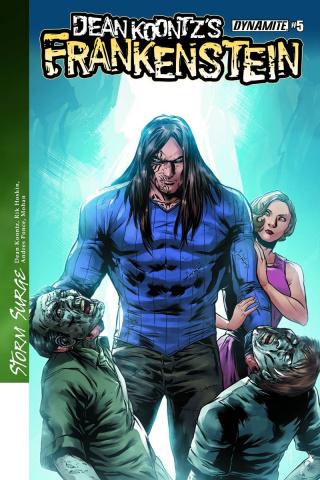 Frankenstein: Storm Surge #5