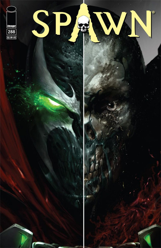 Spawn #288 (Mattina Cover)