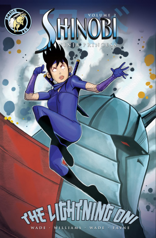 Shinobi, Ninja Princess Vol. 2: The Lightning Oni