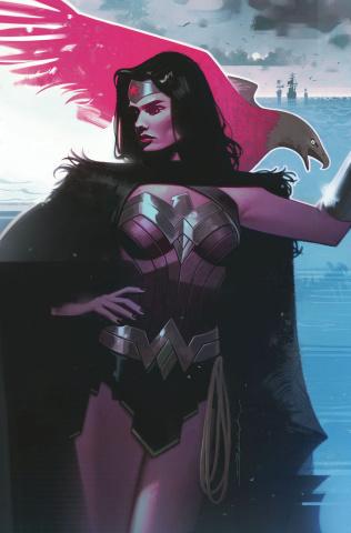 Wonder Woman #758 (Card Stock Jeff Dekal Cover)