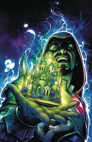 Oz: The Heart of Magic #4 (Coccolo Cover)
