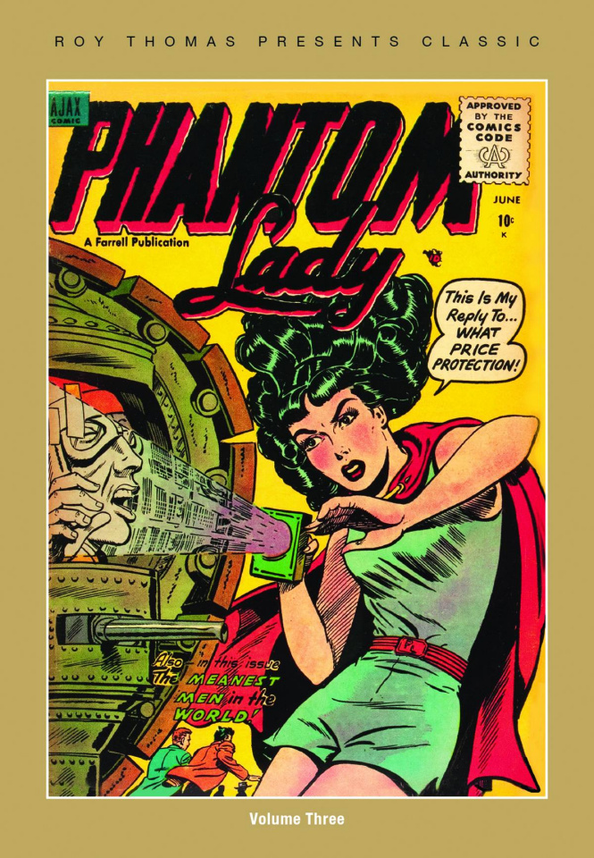 Classic Phantom Lady Vol. 3