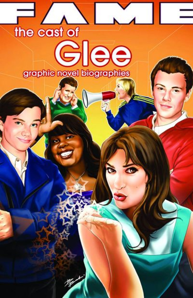 Fame: The Cast of Glee