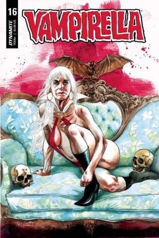 Vampirella #16 (Gunduz Cover)