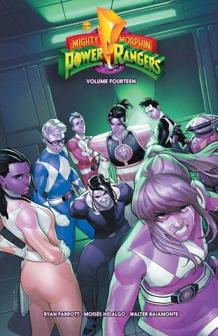 Mighty Morphin' Power Rangers Vol. 14
