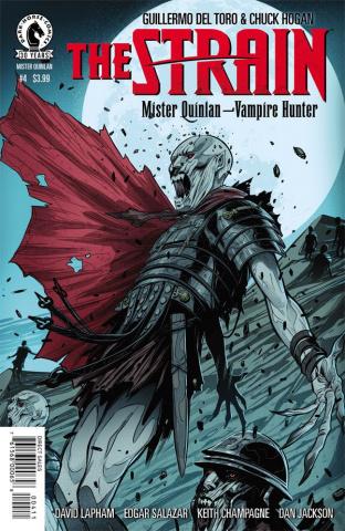 The Strain: Mr. Quinlan, Vampire Hunter #4