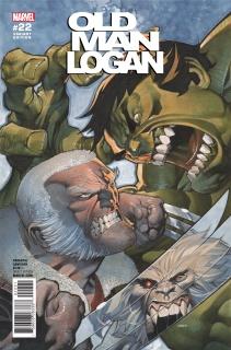 Old Man Logan #22 (Stevens Cover)