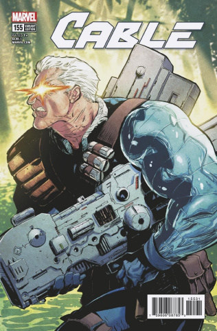 Cable #155 (Stegman Cover)