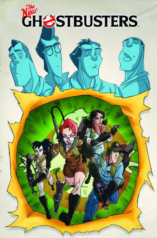 Ghostbusters Vol. 1: The New Ghostbusters