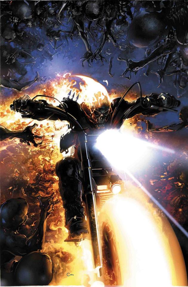 Damnation: Johnny Blaze, Ghost Rider #1