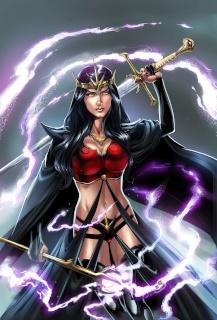 Grimm Fairy Tales: Tarot #1 (Otero Cover)