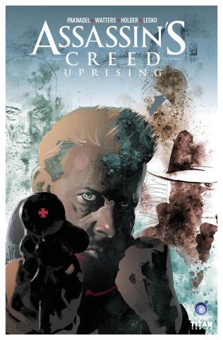 Assassin's Creed: Uprising #8 (Calero Cover)