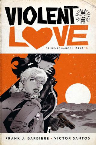 Violent Love #10 (Santos Cover)