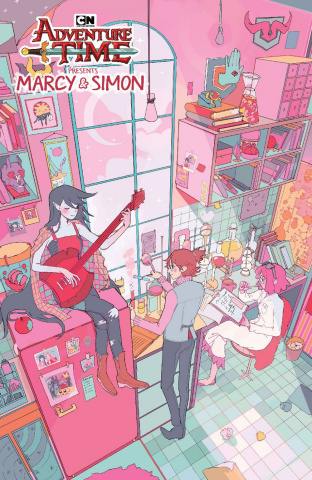 Adventure Time: Marcy & Simon #1 (15 Copy Cover)