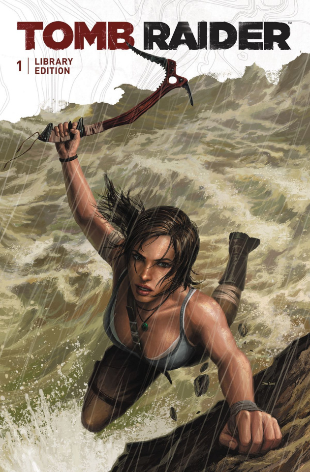 Tomb Raider Vol. 1 (Library Edition)