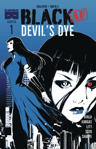 Black AF: Devil's Dye #1